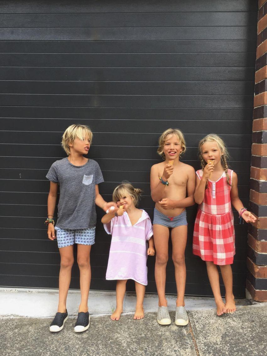 Adamo kids in Bondi