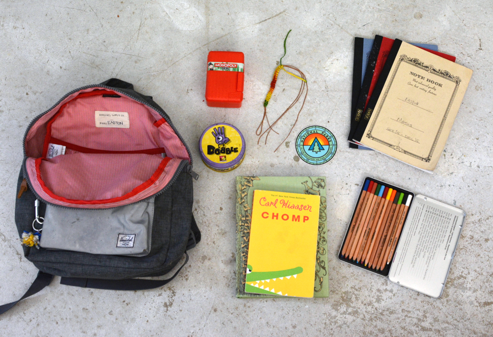 what to pack in your child's carry on