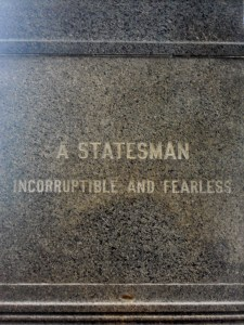 Quote from Samuel Adams Statue