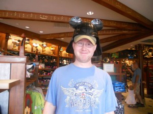 Darth Vader Mouse Ears