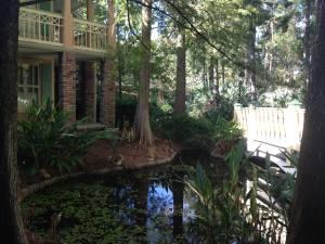 Port Orleans Riverside Garden