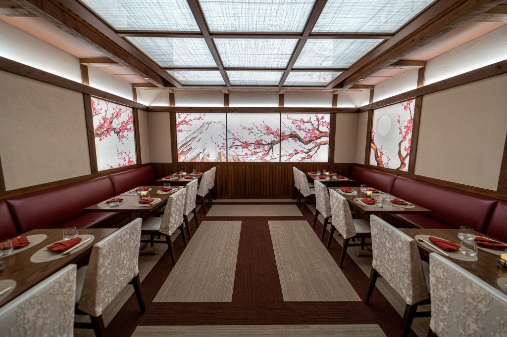 Takumi-Tei Washi paper room