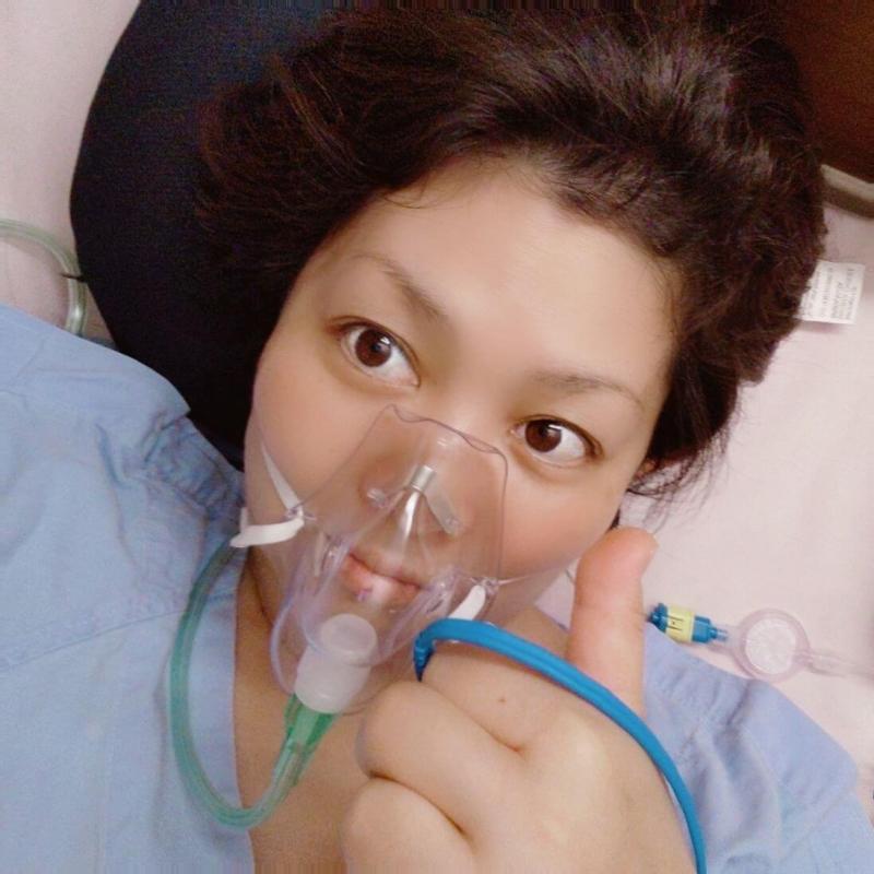 手術、無事に成功しました〜!