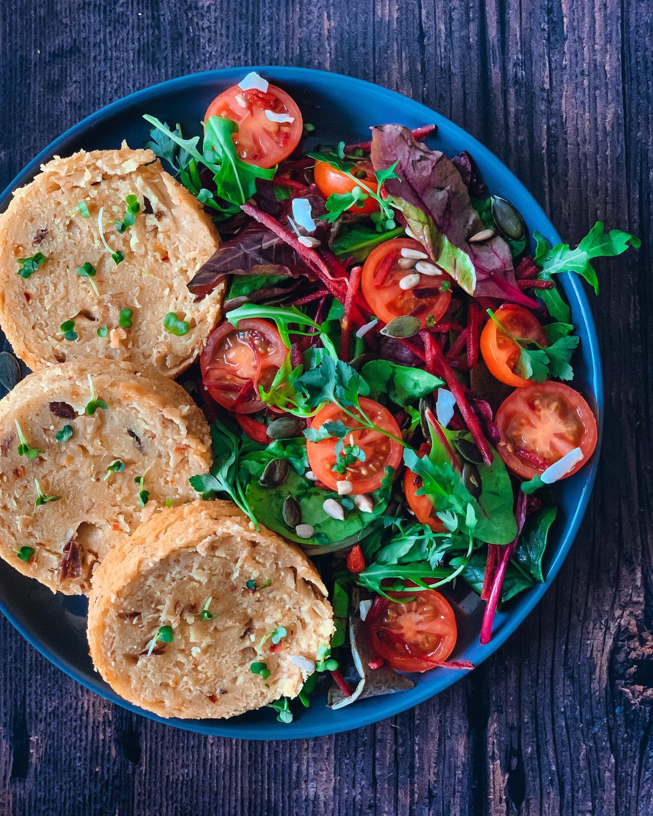 Nigerian Bean Cakes | Somiigbene_nutritionist