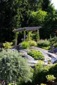 Templet och silverpäron