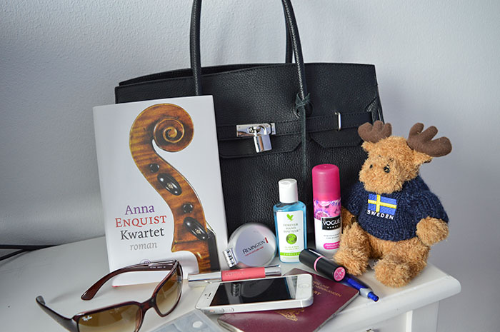 What's in my bag travel edition 3