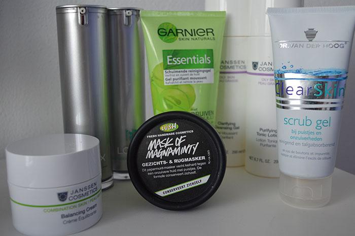 tips voor een onrustige huid