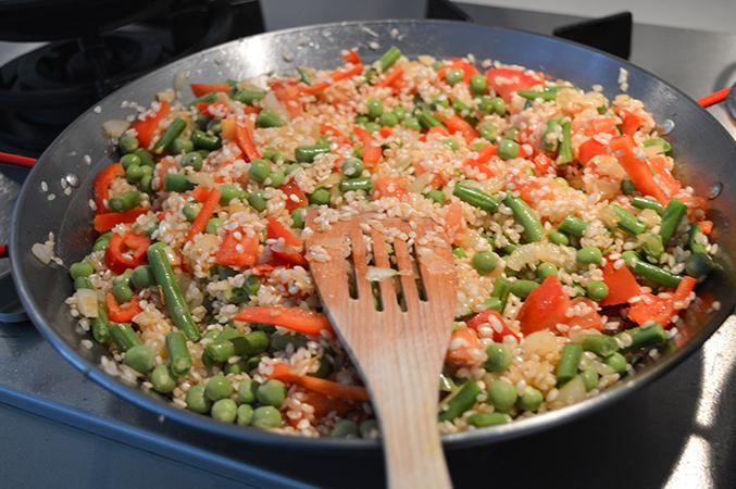 paella_groenten