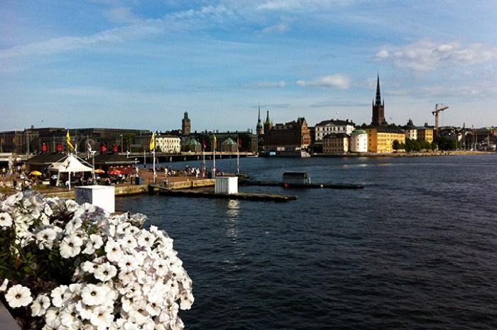 Reistips voor Stockholm - Stockholm uitzicht