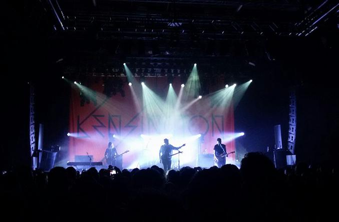 Kensington_optreden