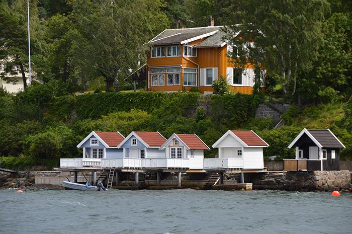 citytrip Oslo - fjorden