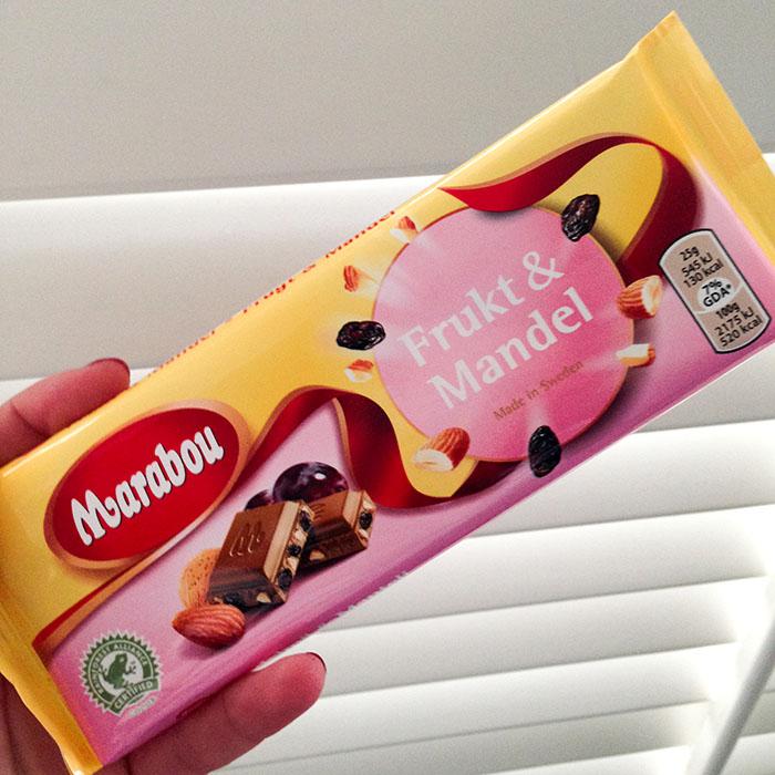 Photo Diary 12 Chocolade