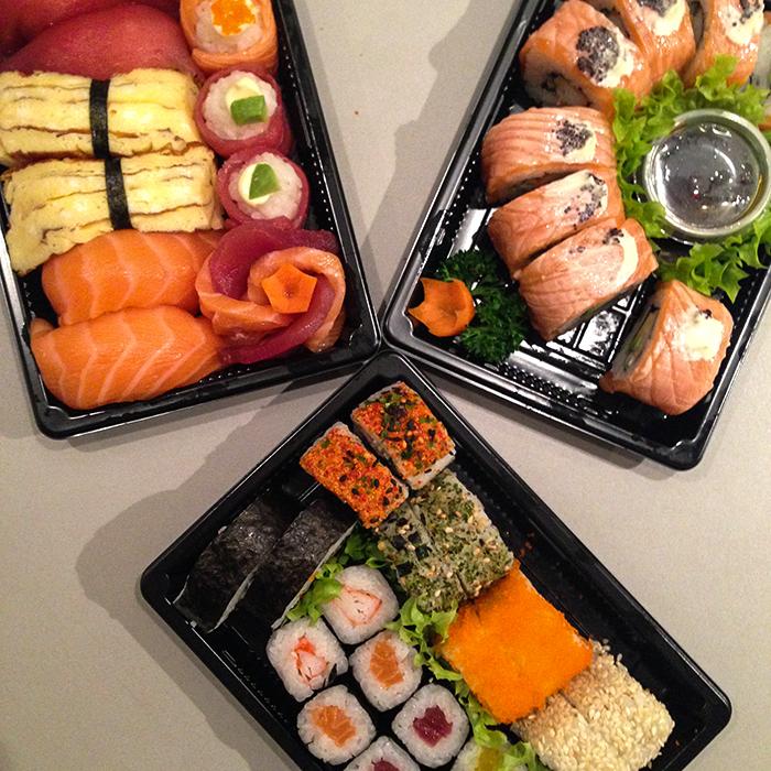 photo diary 13 Sushi