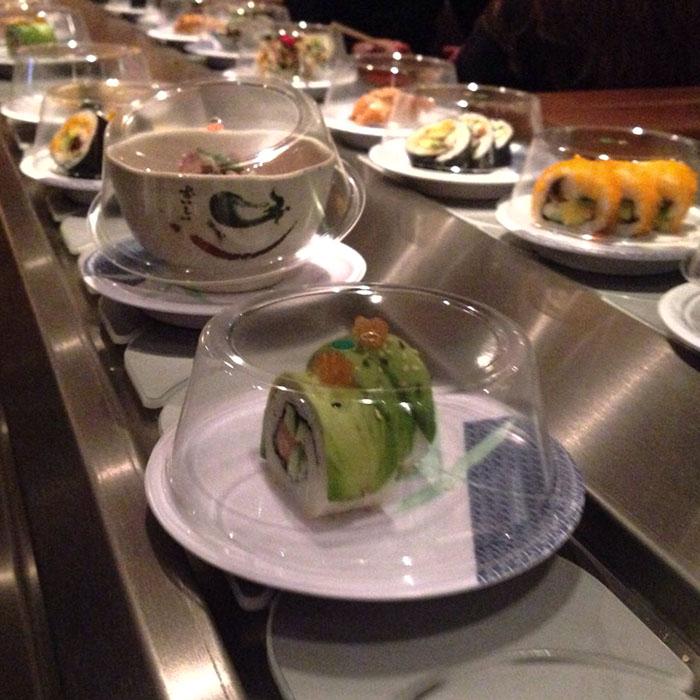 Photo diary 14 sushi