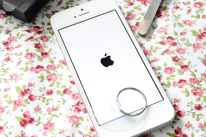 batterij van je telefoon 5