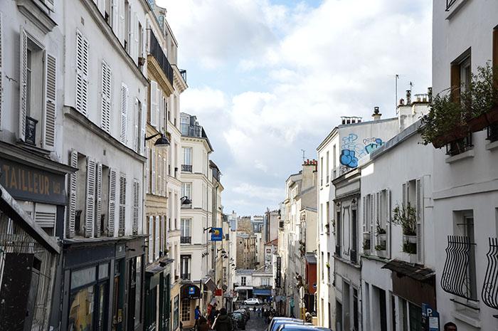 Citytrip Parijs deel 2 Monmartre 1