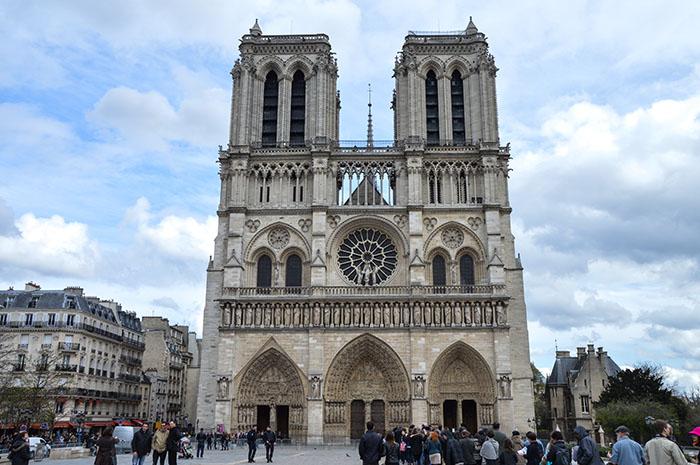 Citytrip Parijs deel 2 Notre Dame