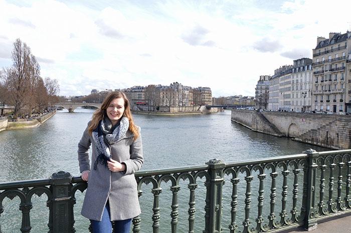 Citytrip Parijs deel 2 Pont D'arcole