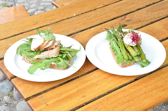 Olof Viktors lunch