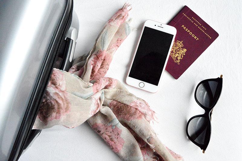 Mijn top 5 travel essentials inhoud koffer