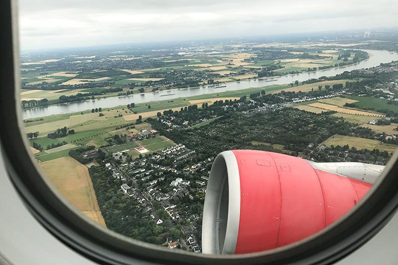 Terugblik op juni - vliegtuig