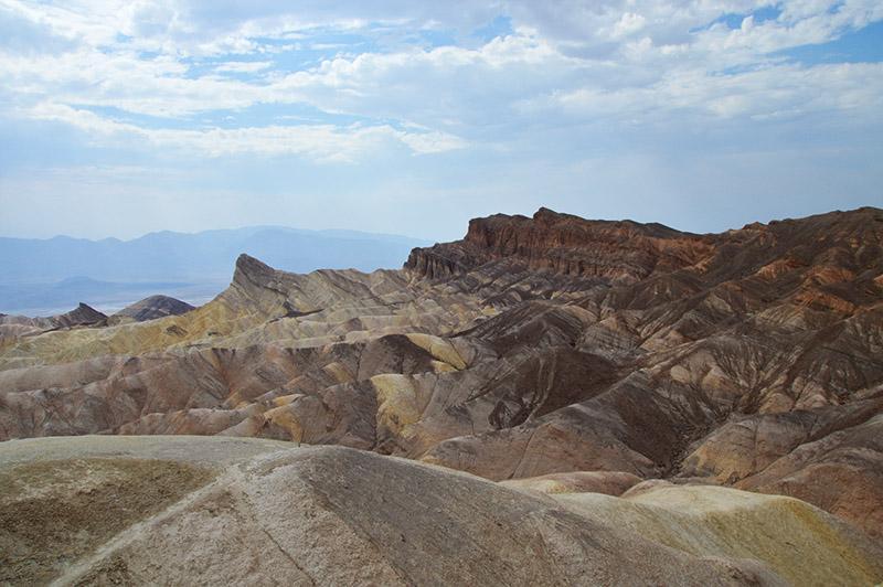 Roadtrip door West-Amerika - Death Valley