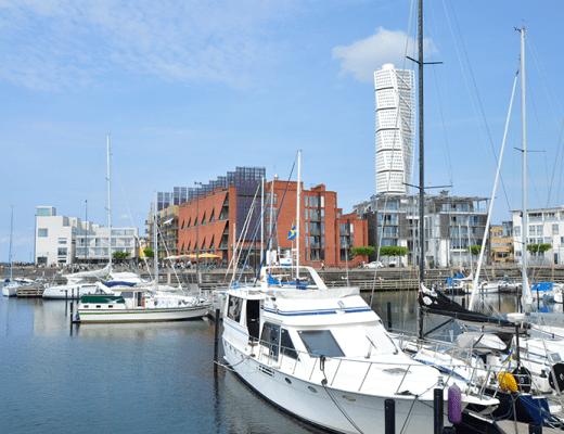 Citytrip Malmö Västra hamnen