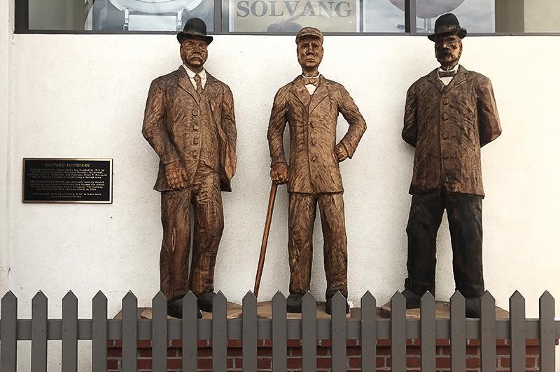Solvang founders