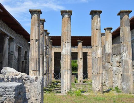 Pompeï pilaren