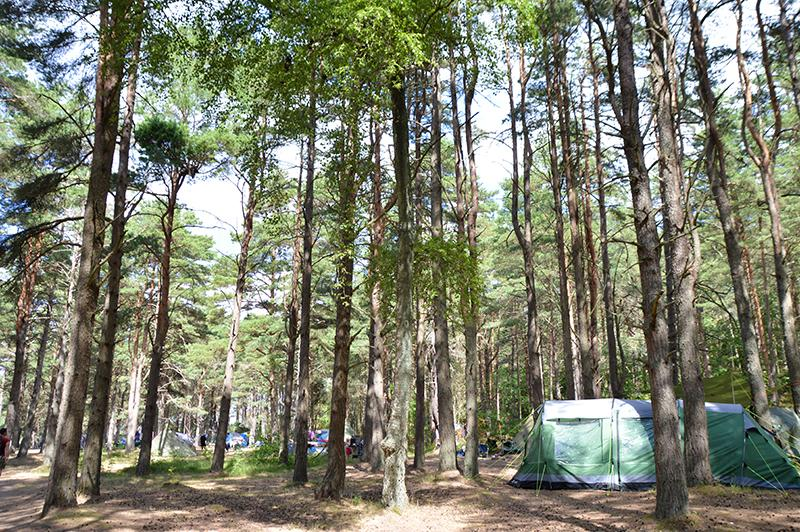Nord-Koster camping