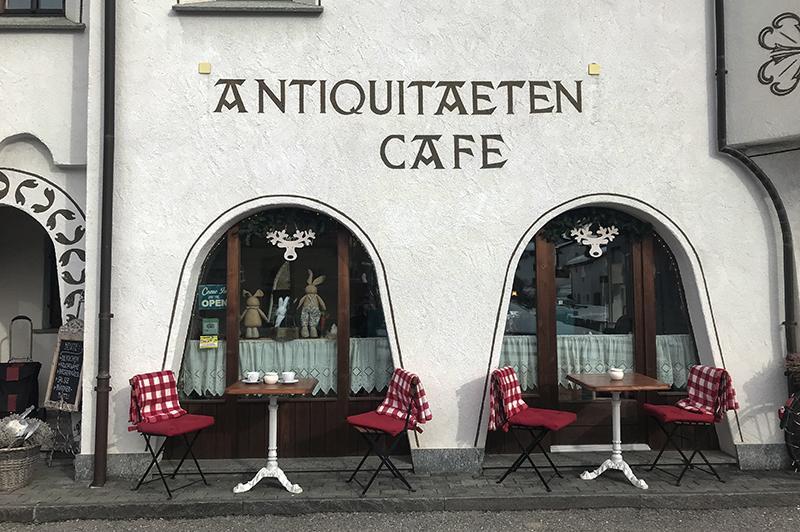 Antiquitäten Café Lenz