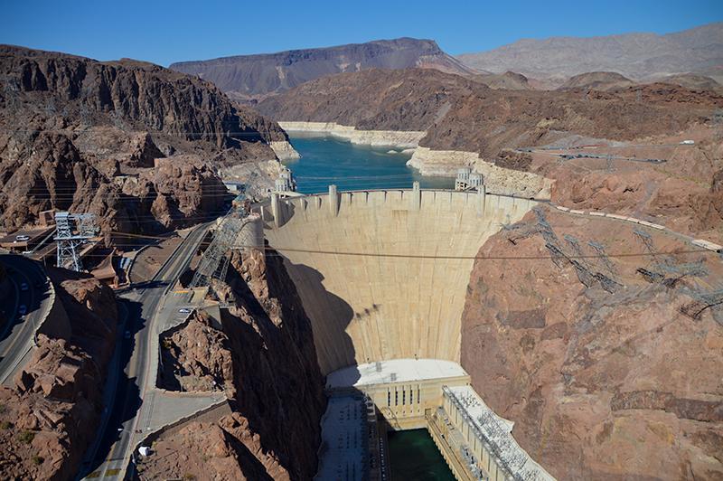 Doen in Las Vegas - Hoover Dam