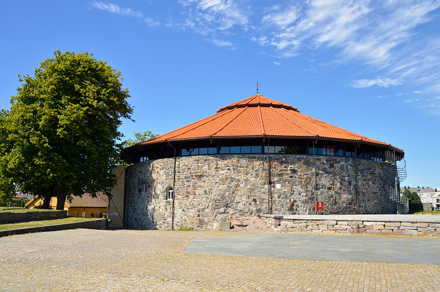 Kristiansand - christiansholm fortress