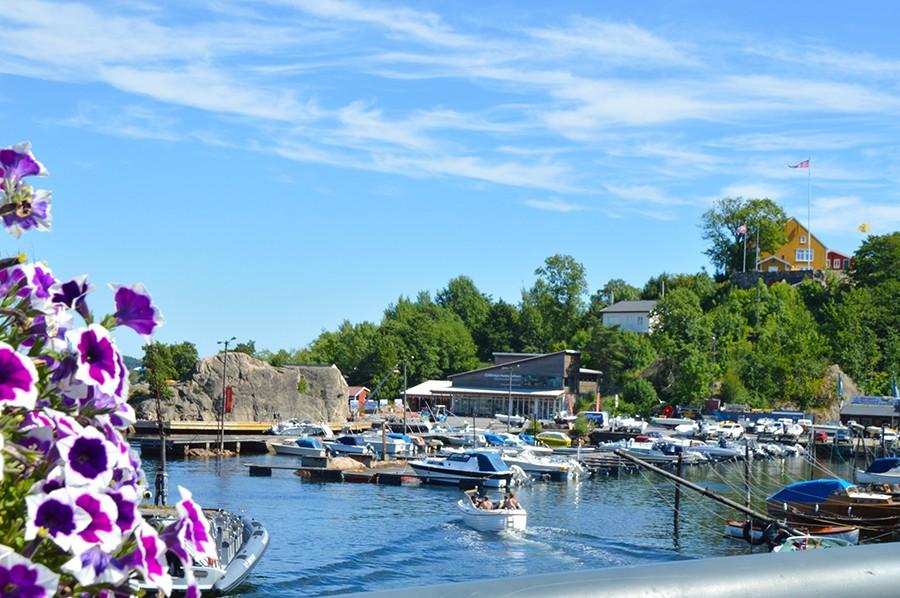 Kristiansand - haventje