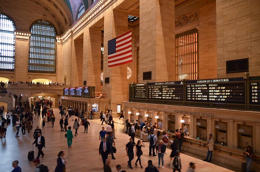 Voor het eerst naar New York? - Centraal Station