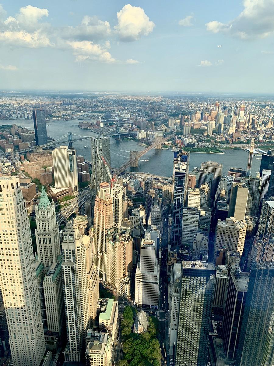 Voor het eerst naar New York? - One world observatory