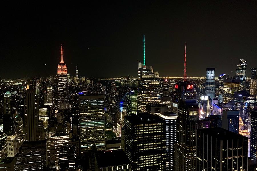 Voor het eerst naar New York? - Top of the Rock