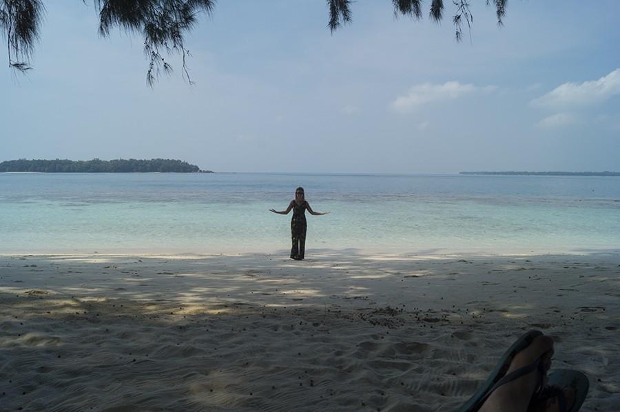 Beleef het magische Borneo - Witte stranden