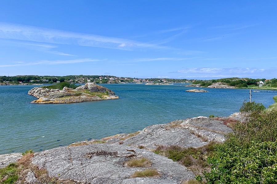 De scherenkust van Göteborg - Asperö - Sommarmorgon.com