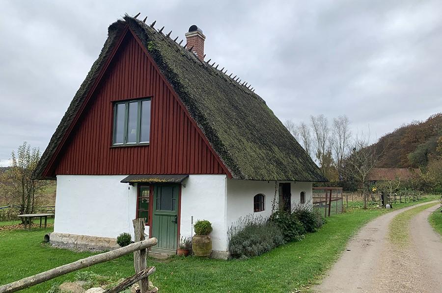 5X bijzondere Airbnb's in Zweden en Noorwegen - Verblijf op een boerderij in Zuid-Zweden - sommarmorgon.com