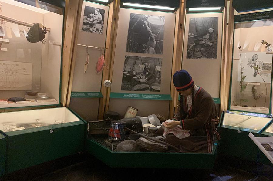 Tentoonstelling over de Sami in Noord-Zweden - sommarmorgon.com