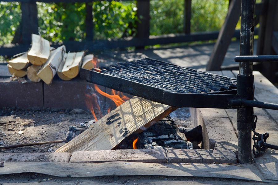 ontdek Noord-Zweden in de zomer - picknicken bij Storforsen - sommarmorgon.com