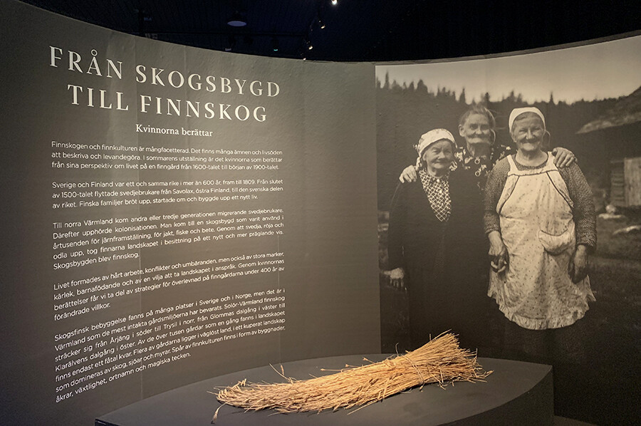 Kvinnorna berättar - Finnskogscentrum - sommarmorgon.com
