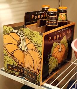 Love it or hate it, pumpkin beer is bound to generate debate. Photo by Bill Mayeroff.