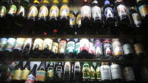 Craft beer choices are expanding all the time in Taiwan.
