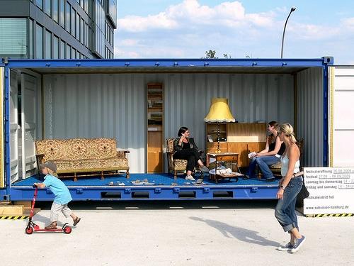 Hamburger Kunst Kultur in Gängeviertel und HafenCity