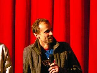 Jan Georg Schütte im Abaton Kino Hamburg