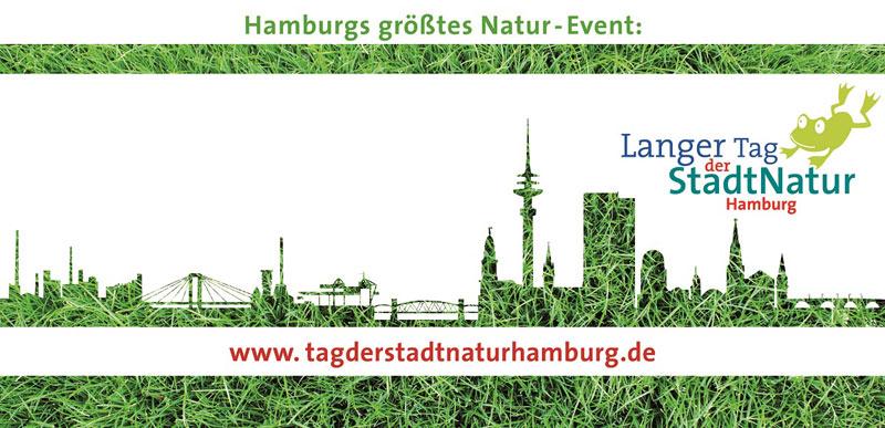 Langer Tag der StadtNatur Loki Schmidt Stiftung