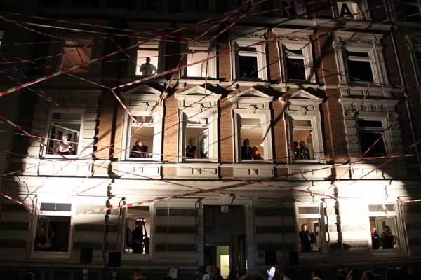 Finale Stuhlmannstrasse macht auf 2013
