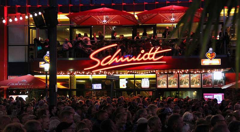 Schmidt-Theater Spielbudenplatz Hamburg
